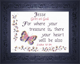 name blessings - jesse