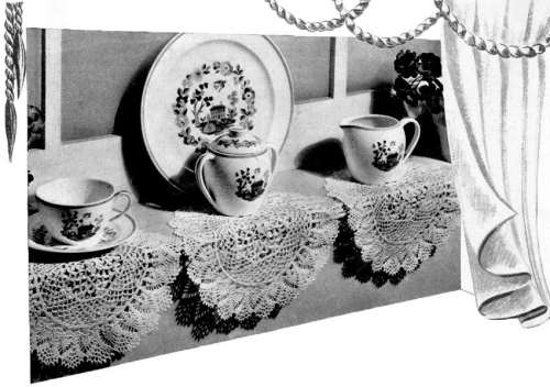 Second Additional product image for - Star Variety Show of Knitted and Crocheted Models | Star Book 21 | American Thread Company DIGITALLY RESTORED PDF