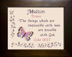 name blessing -madison 2