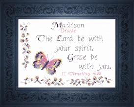 name blessing - madison 3