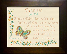 name blessing - marissa