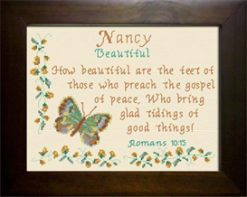 name blessing - nancy
