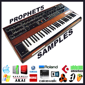sequential circuits prophet5 prophet 5 prophet five prophet 10 prophet10 vintage sample