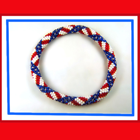 stars and stripes bracelet