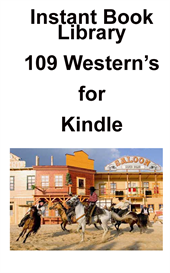 109 western books for kindle