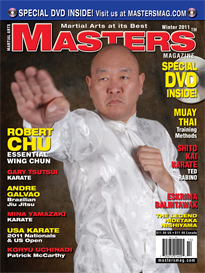 martial arts masters magazine
