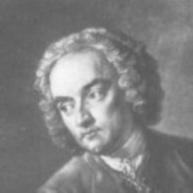hebden : sonata no. 6 in e minor : flute/violin