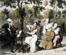 Shield : Trio in A major : Violin | Music | Classical