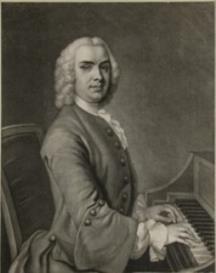 Stanley : Solo in E minor Op. 1 no. 8 : Continuo score | Music | Classical