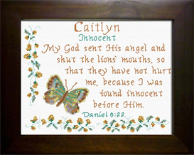 name blessings - caitlyn