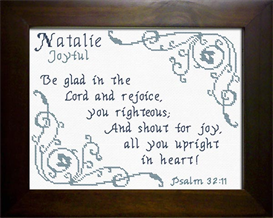 name blessings - natalie