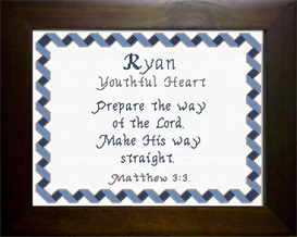 name blessings - ryan 3