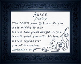 name blessings - susan