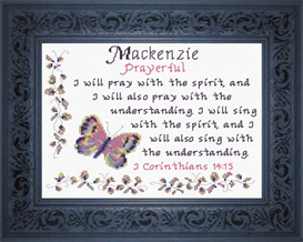 name blessings - mackenzie