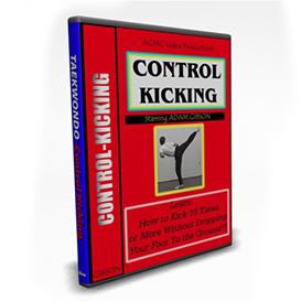 control kicking