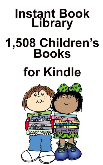 First Additional product image for - 1,508 Children's Books for Kindle