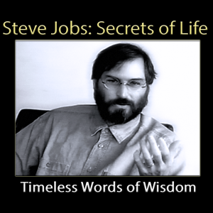 Steve Jobs: Secrets of Life MP3 Audio | Audio Books | Non-Fiction