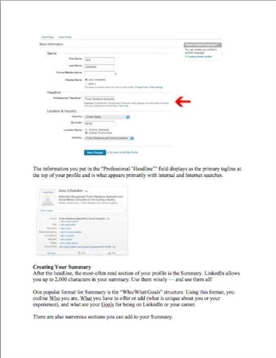 Second Additional product image for - Getting Started with LinkedIn (Pass-Along Materials) - - 2013 EDITION
