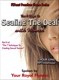 flycast premium game: 5 steps to sealing the deal with women