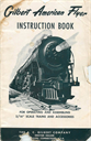 Gilbert American Flyer Instruction Book | Documents and Forms | Manuals