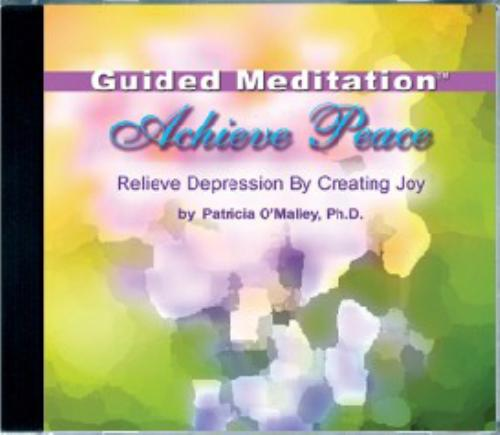 First Additional product image for - Achieve Peace (Relieve Depression) - The Power Within™ Guided Meditation Series