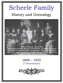 scheele family history and genealogy