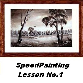 speed painting lesson no.1
