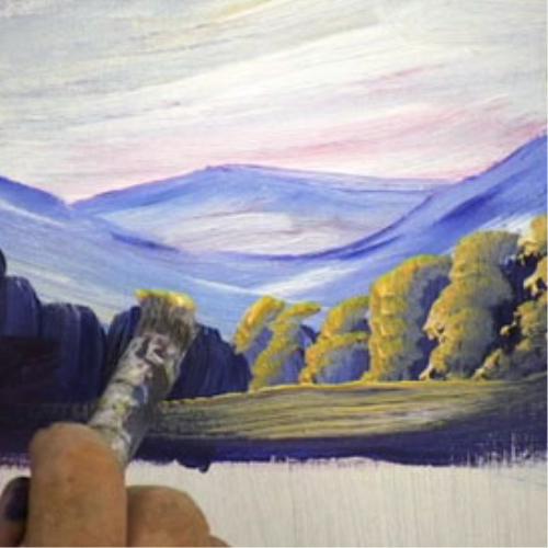 Second Additional product image for - Speed Painting Lesson No.3