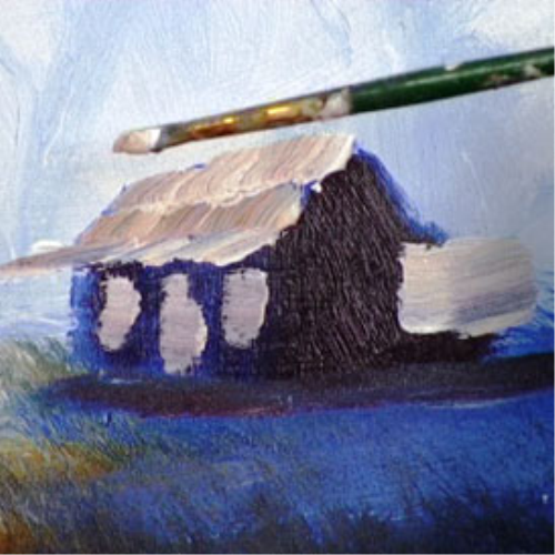 First Additional product image for - Speed Painting Lesson No.4