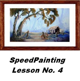 speed painting lesson no.4
