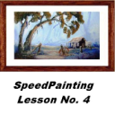 Speed Painting Lesson No.4 | Movies and Videos | Arts