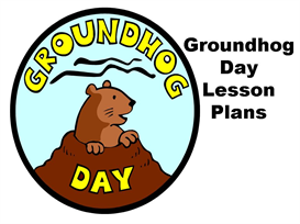 groundhog day lesson plans booklet activity