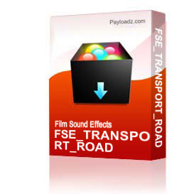 Fse_Transport_Road | Other Files | Everything Else