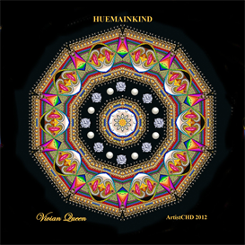 huemainkind + vivian queen cosmology