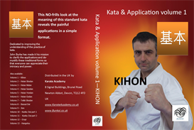 kihon - kata & application volume 1