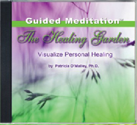 the healing garden - the power within™ guided meditation