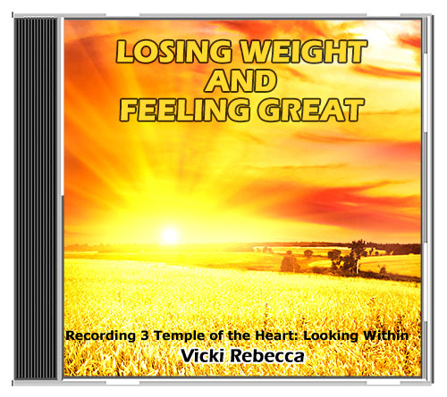 First Additional product image for - Losing Weight and Feeling Great Recording 3 Temple of the Heart: Looking Within