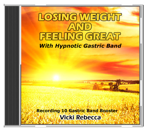 First Additional product image for - Losing Weight and Feeling Great with the Hypnotic Gastric Band Recording 10 Gastric Band Booster