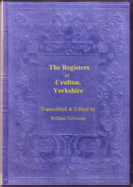 parish registers of crofton, yorkshire