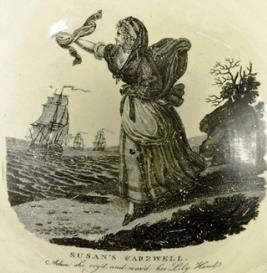 Leveridge : Black-ey'd Susan : Printable cover page | Music | Classical