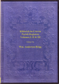 Parish Registers of Kildwick-in-Craven in the West Riding of Yorkshire. | eBooks | Reference