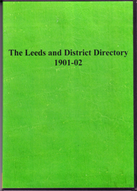 Leeds and District Trades' Directory 1901-2 | eBooks | Reference