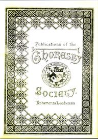 testamenta leodiensia 1546 - 1558