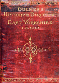 Bulmer's History, Topography and Directory of East Yorkshire (with Hull) | eBooks | Reference