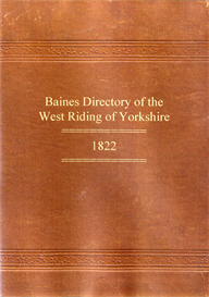 History, Directory & Gazetteer of the County of York, Volume I - West Riding | eBooks | Reference