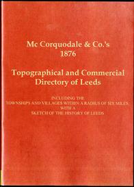 mccorquodale & co.'s topographical directory of leeds, 1876
