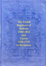 the parish registers of bisham.