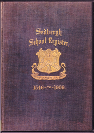 sedbergh school register