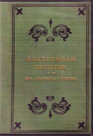 The Northowram Register The Nonconformist Register of Baptisms, Marriages & Deaths 1644 - 1752. | eBooks | Reference