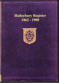Haileybury School Register, 1862-1900. | eBooks | Reference